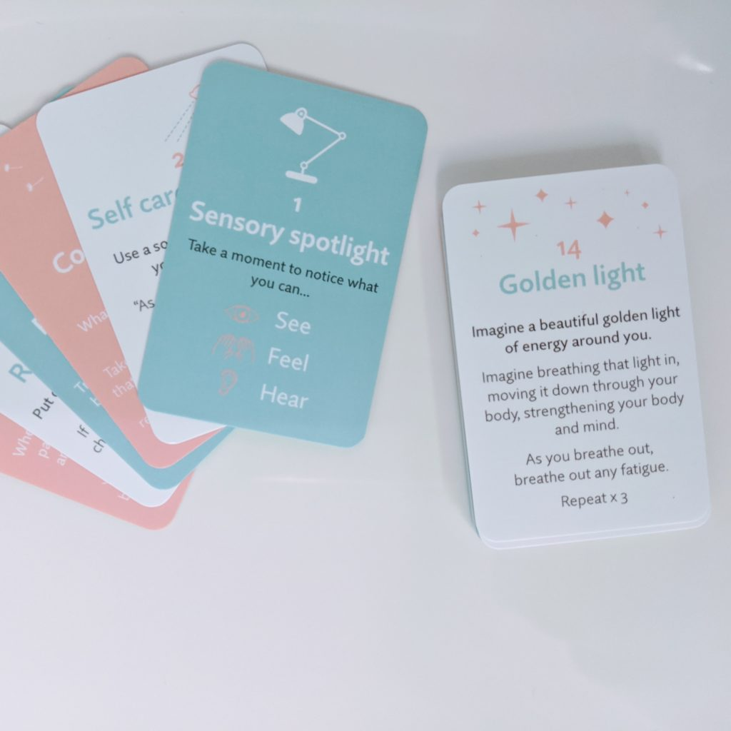 Mindful Mamma First Year - Guidance Cards